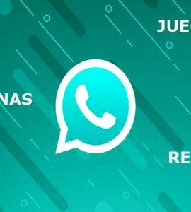 cadenas y juegos whatsapp