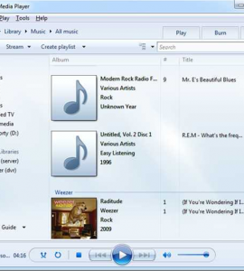 actualizar windows media player