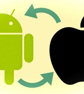 Pasar whatsapp de iPhone a Android
