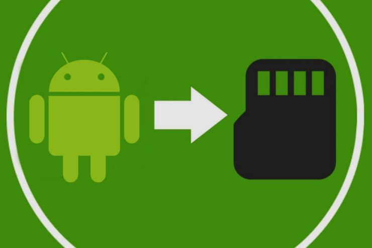 almacenamiento interno a tarjeta sd android