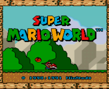 descargar Super Mario World
